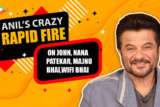 Majnu Bhai vs WiFi Bhai - Anil Kapoor's FUNNY Rapid Fire I love being made FUN of John Nana P