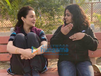 On The Sets From The Movie Panga