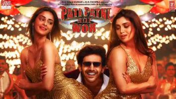 Pati Patni Aur Woh: Kartik Aaryan, Ananya Panday and Bhumi Pednekar sizzle in 'Ankhiyon Se Goli Mare'