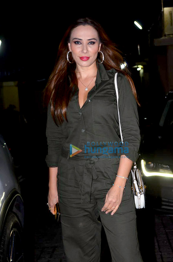 Photos: Akshay Kumar, Nidhhi Agerwal and others grace the special screening of Satellite Shankar