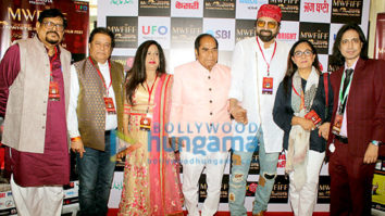 Photos: Anup Jalota, Jaspinder Narula snapped attending Moonwhite Films' International Film Fest 2019