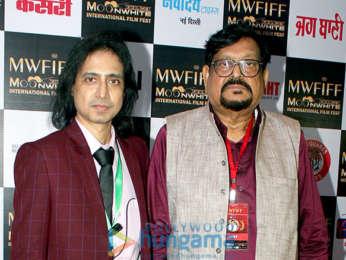 Photos: Anup Jalota, Jaspinder Narula snapped attending Moonwhite Films' International Film Fest 2019
