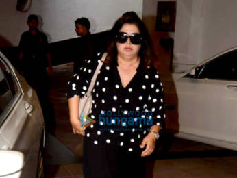 Photos: Celebs arriving at Manish Malhotra's house to pay their respect after the demise of his father