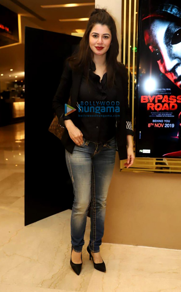 Photos: Celebs grace the special screening of Bypass Road