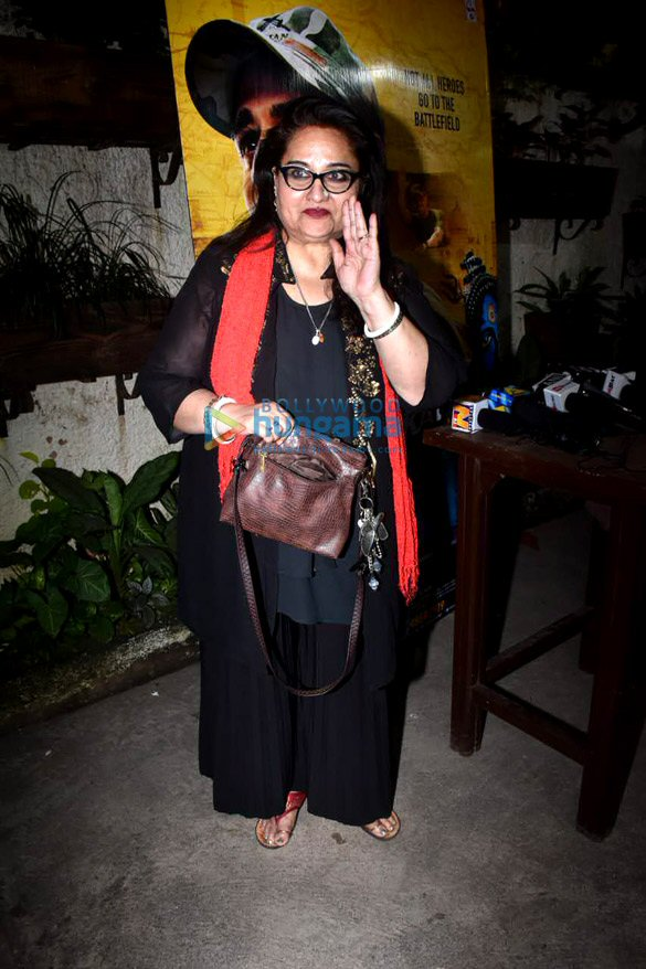 Photos Celebs grace the special screening of Satellite Shankar (16)