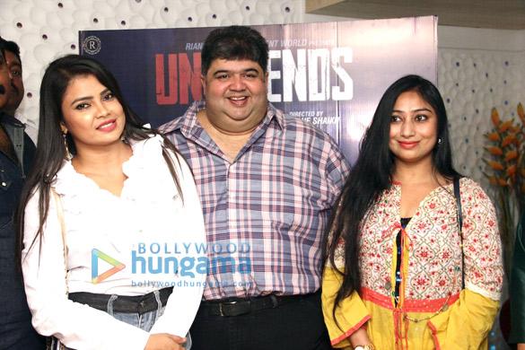 Photos Celebs grace the trailer launch of Unfriends (2)