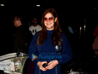 Photos: Deepika Padukone, Disha Patani, Kangana Ranaut and others snapped at the airport