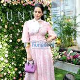 Photos: Kangana Ranaut at the launch of Femina Flaunt Beauty Studio salon