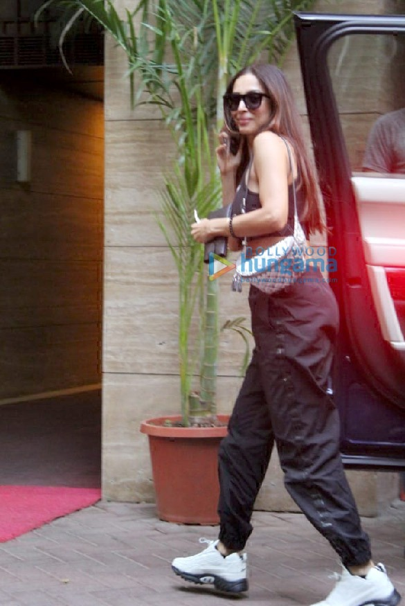 Photos Malaika Arora spotted at Bandra (1)