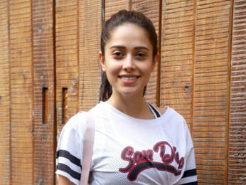 Photos: Nushrat Bharucha snapped in Juhu
