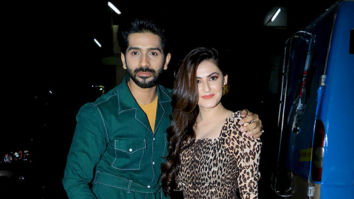 Photos: Vardhan Puri, Shivaleeka Oberoi and others grace the special screening of 'Yeh Saali Aashiqui'
