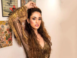 Radhe Disha Patani enjoys her cheat meal after she wraps the shoot for the first song!