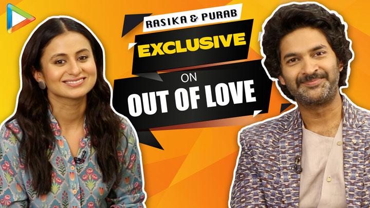 Rasika Dugal & Purab Kohli EXCLUSIVE on Out Of Love Rock On Hip Hip Hurray Criminal Justice