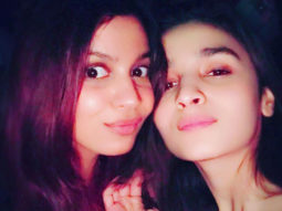 SISTER LOVE Shaheen Bhatt posts a picture of Alia Bhatt looking confused, addresses her as little flower