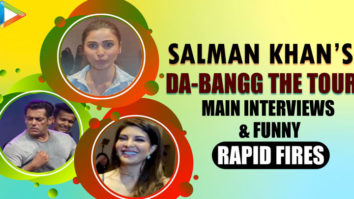 Salman Khan's DA-BANGG Team - Jacqueline, Daisy, Mudassar Full Interview ENTERTAINING Rapid Fires