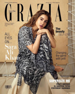 Sara Ali Khan On The Cover Of Grazia