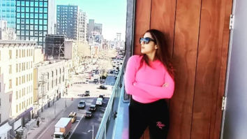 Sara Ali Khan poses like a queen as she relishes the sweater-weather in New York