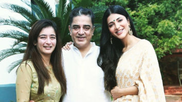 Shruti Haasan wishes father Kamal Haasan on his birthday with a lot of love!
