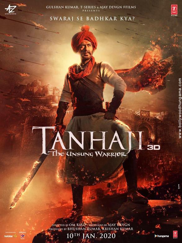 Tanhaji – The Unsung Warrior