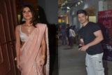Tara Sutaria, Sooraj Pancholi & others attend screening of Maarjaavan