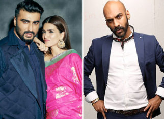 When Arjun Kapoor and Kriti Sanon met Sahil Khattar on WWE Special