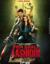 First Look Of Yeh Saali Aashiqui