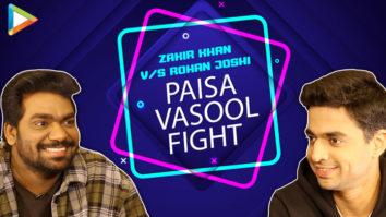 Zakir Khan vs Rohan Joshi- KAANTE KI TAKKAR The ULTIMATE Quiz on Comic Actors Akshay Boman