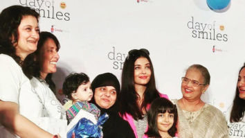 Watch: Aishwarya Rai Bachchan mingling with a kid is the cutest thing on the internet today