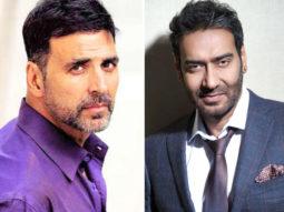 """Shine on my friend"": Akshay Kumar tells Ajay Devgn on his 100th film Tanhaji: The Unsung Warrior"