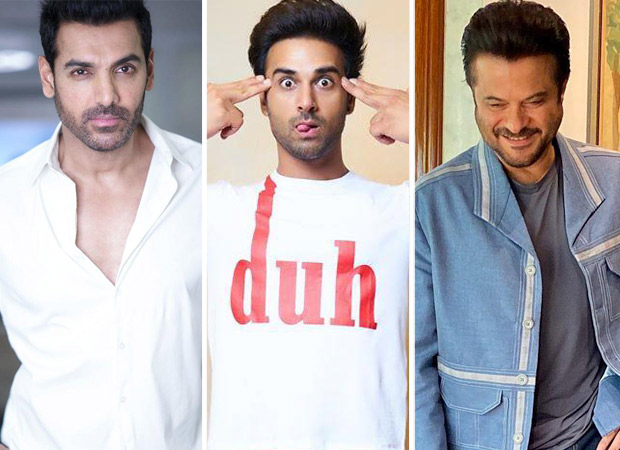 Watch: John Abraham and Anil Kapoor pull a hilarious prank on their Pagalpanti co-star Pulkit Samrat