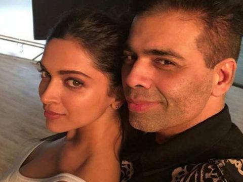 Deepika Padukone to share co-producer's credit for Karan Johar's next venture