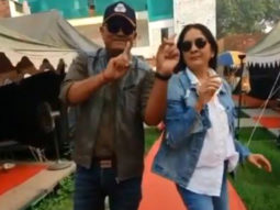 Watch: Neena Gupta and Gajraj Rao ace the #DontBeShy challenge