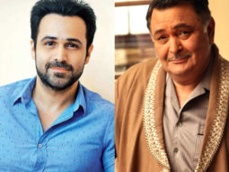 Emraan Hashmi perceived Rishi Kapoor as an angry person before working with him