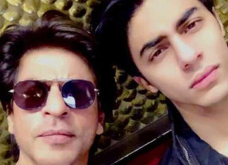 Throwback: Shah Rukh Khan gets into an argument about football with son Aryan in this video