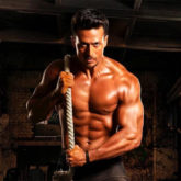 Baaghi 3: Tiger Shroff flaunts his bare bod as he preps for the climax