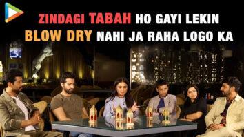 """I'm not Shah Rukh Khan that If I make one decision I'll…"" Rasika Dugal Jatin Vineet Akshay"