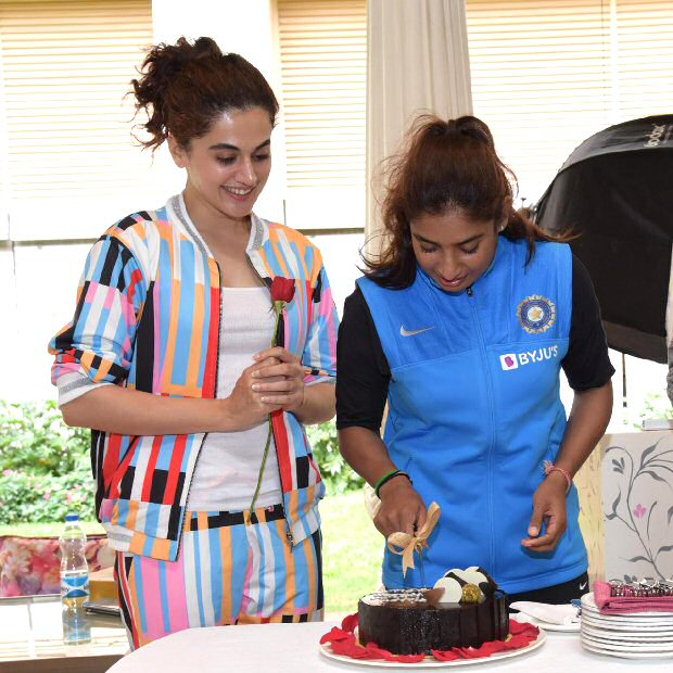 """I am attracted to bio-pics and especially to those about sportspersons"" says Taapsee Pannu on her Mithali Raj bio-pic"
