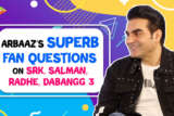 """If I have a subject that suits Shah Rukh and I can…""Arbaaz Salman Radhe's Teaser with Dabangg 3"
