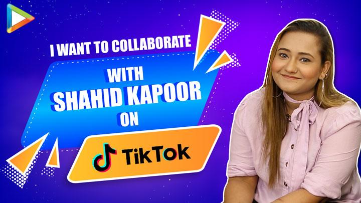"""""""Shahid Kapoor ki Kabir Singh maine 44 TIMES dekhi hai"""" Shanaya's EPIC Rapid Fire Tik Tok"""