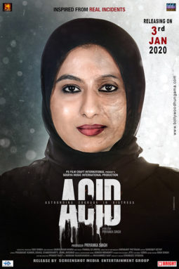 First Look Of The Movie A.C.I.D