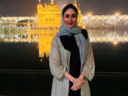 Ahead of Laal Singh Chaddha's shoot, Kareena Kapoor Khan visits the Golden Temple to seek blessings