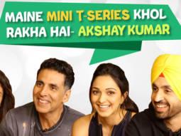 """Akshay Kumar """"I'm waiting for Taimur to grow up and I'll do..."""" Kareena Good Newwz Kiara"""