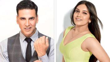 Akshay Kumar reveals how Bhumi Pednekar landed the role in Durgavati