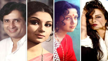 All of Shashi Kapoor's favourite women