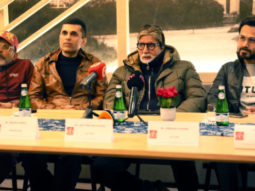 Amitabh Bachchan, Emraan Hashmi and team Chehre engage in an interactive session in Slovakia!
