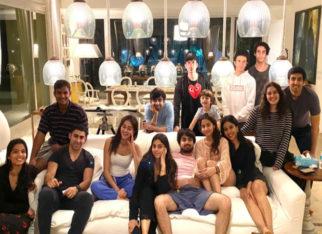 Ananya Panday, Suhana Khan, Aryan and AbRam head for a quick getaway to Alibaug