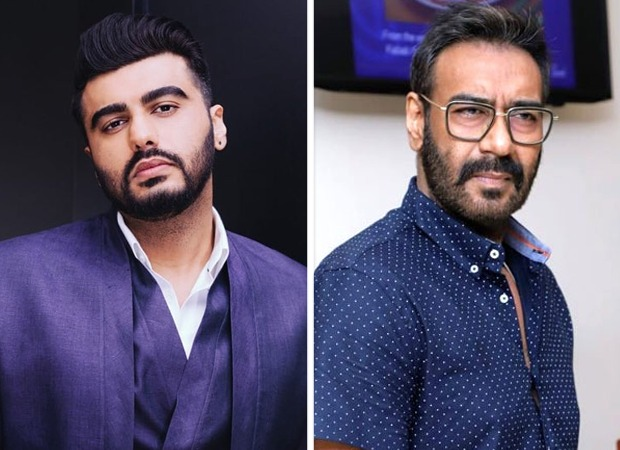 Arjun Kapoor says he wants to be well rounded film person like Ajay Devgn