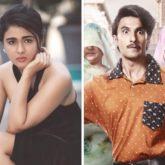 CONFIRMED! Shalini Pandey to debut in Bollywood with Ranveer Singh starrer Jayeshbhai Jordaar