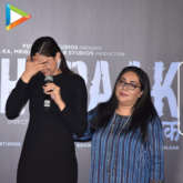 Chhapaak Official Trailer Launch Deepika Padukone BREAKS Down Meghna Gulzar