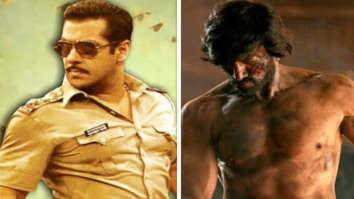 Dabangg 3 Here's a glimpse of Salman Khan and Kichcha Sudeep's epic face-off